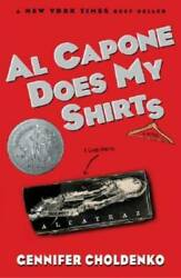 Al Capone Does My Shirts Tales from Alcatraz Paperback VERY GOOD $3.80