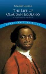 The Life of Olaudah Equiano Dover Thrift Editions Paperback GOOD $4.49