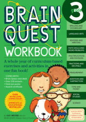 Brain Quest Workbook: Grade 3 Paperback By Meyer Janet A. VERY GOOD $4.14