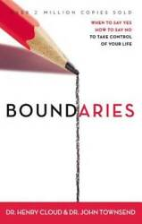 Boundaries: When to Say Yes How to Say No to Take Control of Your Life GOOD $3.86