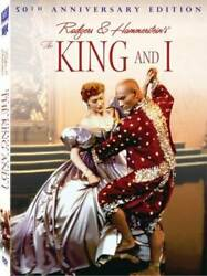 The King and I 50th Anniversary Edition DVD VERY GOOD $5.33