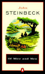 Of Mice and Men Mass Market Paperback By Steinbeck John GOOD $4.04