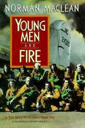 Young Men and Fire: A True Story of the Mann Gulch Fire Hardcover GOOD $4.14