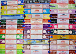 Satya Nag Champa Incense Sticks 15 Gram Buy 6 Get 6 Free Free Shipping $3.34