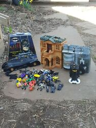 Batman Toy Lot $300.00