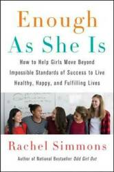 Enough As She Is - Hardcover By Simmons Rachel - VERY GOOD