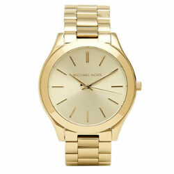 MICHAEL KORS MK3179 Runway Champagne Dial Ladies Watch