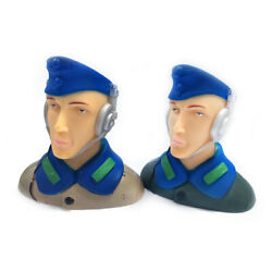 1pc 1 6 Scale RC Plane Pilots Figures RC Kits L68*W41*H70mm Brown Army Green $6.49