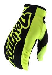 TLD 2020 Spring Youth MX Gloves GP Flo Yellow Troy Lee Desigsn Motocross MTB GBP 19.95