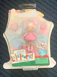 Lalaloopsy Mini Cloud E Sky Doll New In Original Packaging Unopened $25.00
