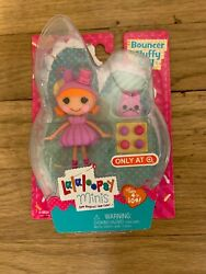 Lalaloopsy Mini Bouncer Fluffy Tail Target Exclusive Unopened $12.00