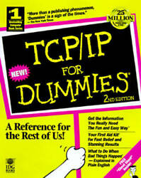 Tcp Ip for Dummies 2nd ed Paperback By Leiden Candace VERY GOOD $4.57