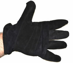 Russian Tactical Mountain Gloves genuine leather by Voentorgquot; Russia size 25 26 $34.90