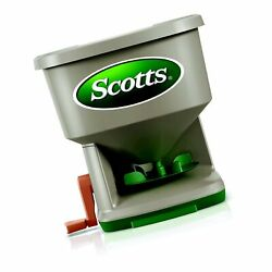 Scotts Whirl Hand Powered Spreader Spread Grass Seeds or other seeds $24.10