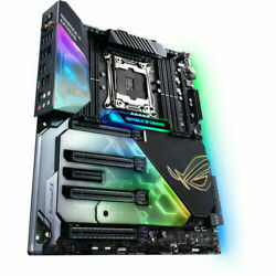 ASUS LGA 2066 Republic of Gamers Rampage VI Extreme Extended ATX Motherboard $399.99