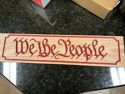 Hardwood custom signs and plaques $79.99