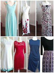 $5each wholesale lot of 800 dresses long and short dresses casual sundresses