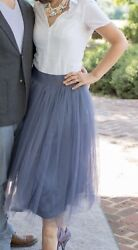 Maternity Tulle Skirt For Pictures Little Mistress Size 6 Asos $23.00