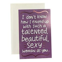 Mother#x27;s Day Greeting Card I don#x27;t know how i ended up with such a talented b $9.95