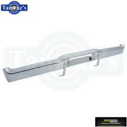 1968-1970 Dodge Charger Rear Chrome Bumper with Bumperettes - OER