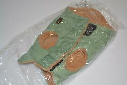 Gooby Sports Vest Fleece Lined Small Dog X Small chest 10.5quot; Green $8.99