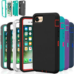 For Apple iPhone SE 2020 Case Cover Protective Hybrid Rugged Shockproof $4.99