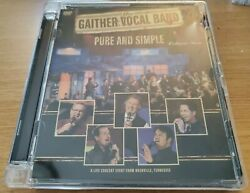 The Gaither Vocal Band: Pure and Simple Vol. 2 (Music DVD) - Free Shipping $7.95