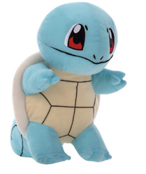 Official Licensed Pokemon Squirtle Plush Stuffed Doll Toy Gift Kids Authentic  $19.99