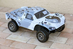 Custom Body Taichi Kungfu Style for ARRMA Senton 4x4 3S / 6S BLX Cover Shell  $34.98