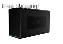 Razer Core X Chroma Aluminum External GPU Enclosure eGPU : Compatible w Win... $500.21