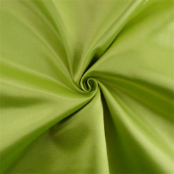 Bright Green Satin Home Decorating Fabric Fabric By The Yard $14.95