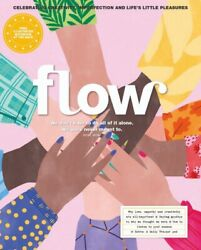 FLOW MAGAZINE-PLUS FREE ILLUSTRATED NOTEBOOK-ISSUE 36-2020-Brand New $29.99