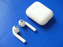 Authentic Apple AirPods 2nd Generation Left Right or Charging Case Replacement $50.99