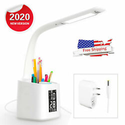 Dimmable Touch Sensor LED Light Desk Table Reading Book Lamp Eye-protection US $15.52