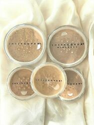 Sheer Cover Mineral Foundation or Duo Concealer Choices $45.99