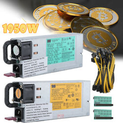 PSU Power Supply Complete Kit 120V-240V for Antminers S7S9D3L3+T9R4 - WF $49.99