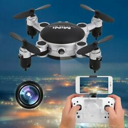 4 Axles Wifi Explorers 2.4G RC Headless Quadcopter Drones with HD Camera WW $18.68