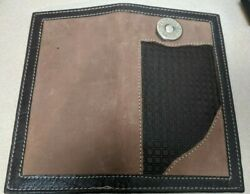 Misc Novelty Clothing 1701M04 Rodeo Wallet with Texas Star Concho $14.99