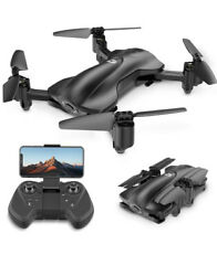 Holy Stone 2.4Ghz GPS Foldable Drone with Camera Black HS165 $99.99