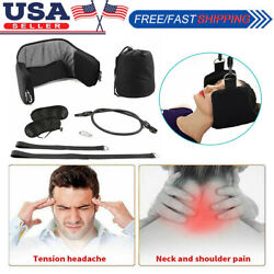 Hammock for Neck Pain Relief Support Massager Cervical Traction Device Stretcher $8.99