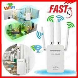 WiFi Range Extender Repeater Wireless Amplifier Router Signal Booster Gigabit US $20.99