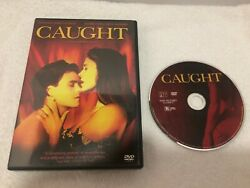 DVD Caught 1996 film Edward James Olmos Maria Conchita Alonso OOP hard to find $18.99