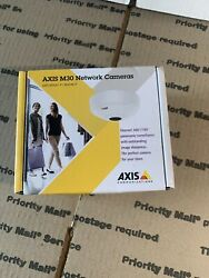 AXIS M3047-P FIXED DOME NETWORK CAMERA  $299.00