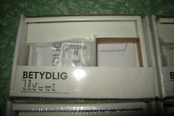 Ikea Betydlig Ceiling Bracket Curtain Rod Holder White 302 198 89 (18481) $5.00