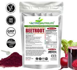 All Size Organic Beet Root Powder Raw Non GMO 100% Pure Beet Root Made In USA $31.75