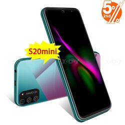 New S20 Unlocked Android 9.0 Cell Phone For AT&T T-Mobile 2SIM 4 Core Smartphone $54.89