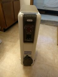 DeLonghi Oil filled Radiant Electric heater $35.00