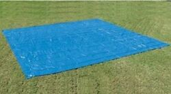 Ground Cloth Tarp for 8 Foot Round Above Ground Swimming Pool Mat $26.99