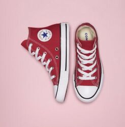 Conserve All Star Boys Red High Tops Size 11 $19.00