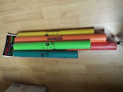 Kids show Audience Participation Boomwackers Tubes amp; Color coded songbook $17.95